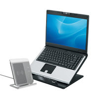 View more details about Fellowes Designer Suites Laptop Riser - 8038401