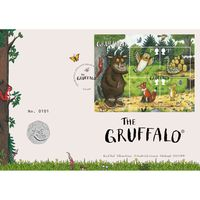 The Gruffalo Coin Cover