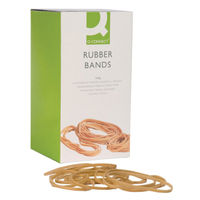 Q-Connect Size 32 Rubber Bands, 500g Box - KF10537