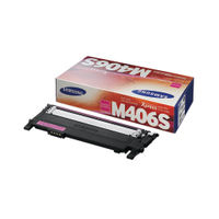 View more details about Samsung M406S Magenta Toner Cartridge - CLT-M406S/ELS