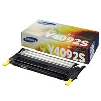 View more details about Samsung Y4092S Yellow Toner Cartridge - CLT-Y4092S/ELS