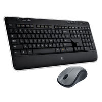 Logitech MK520 Wireless Desktop Keyboard and Mouse - 920-002606