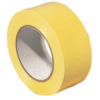 View more details about VFM Yellow Lane Marking Tape 33m (Pack of 6) 372877