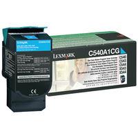 Lexmark C54X/X54X Cyan Toner Cartridge - C540A1CG