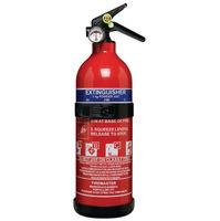 Fire Extinguisher 1kg ABC Powder - FM01010