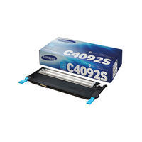 View more details about Samsung C4092S Cyan Toner Cartridge - CLT-C4092S/ELS