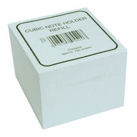 Q-Connect Memo Box Refill, Pack of 750 - KF01119