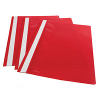 Esselte Report File Red [Pack of 25] 28316