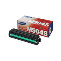 Samsung M504S Magenta Toner Cartridge - CLT-M504S/ELS
