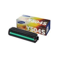 Samsung Y504S Yellow Toner Cartridge - CLT-Y504S/ELS