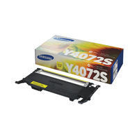 Samsung Y4072S Yellow Toner Cartridge - CLT-Y4072S/ELS