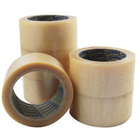 Sellotape Case Sealing Tape, Clear, 50mm x 66m - Pack of 6 - 484388