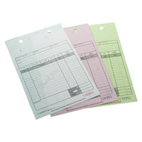 Q-Connect Register Receipt Forms, Pack of 75 - KF32109