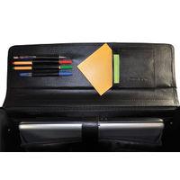 Monolith Leather Look Executive Pilot Case - 2292