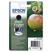 Epson T1291 Black Inkjet Cartridge - C13T12914012