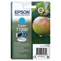 Epson T1292 Cyan Ink Cartridge C13T12924012
