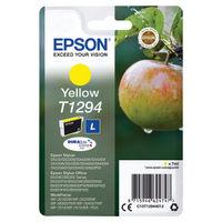 Epson T1294 Yellow Ink Cartridge - C13T12944012