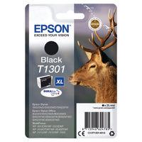 Epson T1301 XL Black Inkjet Cartridge - C13T13014012
