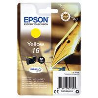 Epson 16 Yellow Ink Cartridge - C13T16244012