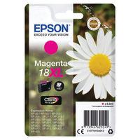 Epson 18XL Magenta Ink Cartridge - High Capacity C13T18134012