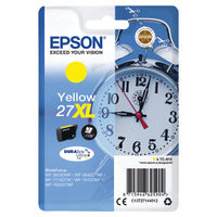 Epson 24XL Yellow Ink Cartridge - High Capacity C13T27144012