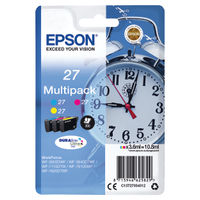Epson 27 Colour Ink Multipack - C13T27054012