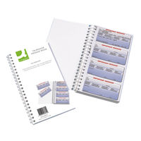 Q-Connect Telephone 200 Message Duplicate Book - KF26034