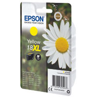 Epson 18XL Yellow Ink Cartridge - High Capacity C13T18144012