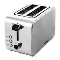 View more details about Igenix 2 Slice Steel Toaster FCL103/H