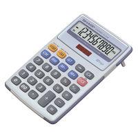 Sharp EL334 Handheld Calculator, 10 Digit Display - SH-EL334FB