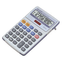 Sharp EL334 Handheld Calculator, 10 Digit Display - SH-EL334FB