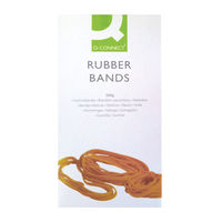 Q-Connect Size 14 Rubber Bands, 500g Box - KF10523