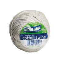 Ultratwine Medium Cotton Twine Ball, Pack of 12 - PA0200100UL