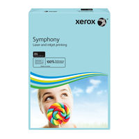 View more details about Xerox Symphony Mid Blue A4 Paper, 80gsm - 500 Sheets - 003R93968