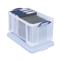 View more details about Really Useful 48 Litre Storage Box with Lid - 48C