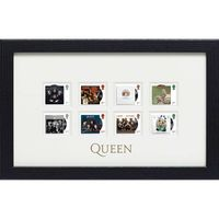 View more details about Queen Framed Stamp Set