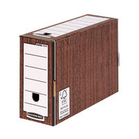 View more details about Fellowes Bankers Box R-Kive Fast Fold Transfer File - Pack of 10 - 00053-FF