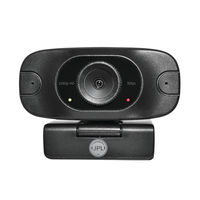 View more details about JPL Vision Mini Professional 1080P USB Webcam 30 FPS With Full HD Glass Lens Black VISION MINI