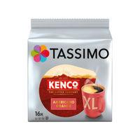 Tassimo Kenco Americano Grande Coffee Capsules, Pack of 80 - 7040471
