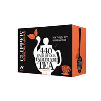 Clipper Fairtrade Tea Bags, Pack of 440<TAG>BESTBUY</TAG>