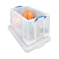 View more details about Really Useful 84 Litre Storage Box - 84LC
