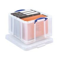 View more details about Really Useful 42 Litre Storage Box | HBC