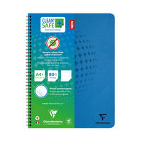 View more details about Clean Safe A4 Plus Notebook 160 Pages 82256C