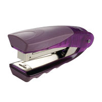 Rexel Centor Stand Up Purple Stapler - 2101014