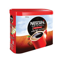 View more details about Nescafe Original Coffee Granules, 750g Tin - A00940