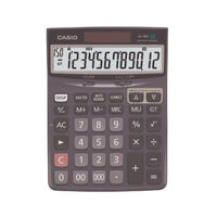 Casio Desktop Calculator, 12 Digit Display<TAG>TOPSELLER</TAG>