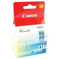 View more details about Canon CL-41 Colour Ink Cartridge - 0617B001