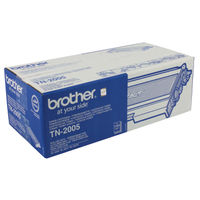 Brother TN-2005 Black Toner Cartridge - TN2005