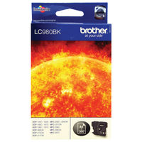 Brother LC980BK Black Ink Cartridge - LC980BK