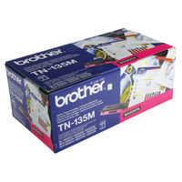 View more details about Brother Magenta Toner Cartridge High Capacity TN135M